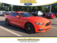 SPORTY and super clean 2015 Ford Mustang in Competition