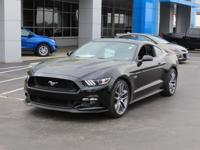 Backup Camera, Bluetooth, Mustang GT, 2D Coupe, 5.0L V8