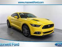 This 2015 Ford Mustang GT Premium is proudly offered by