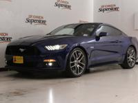 CARFAX One-Owner. Clean CARFAX. Deep Impact Blue