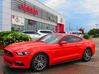 We are excited to offer this 2015 Ford Mustang. This