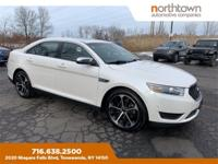 Checkout the Clean CARFAX on this 2015 Ford Taurus