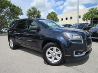 Your EXCELLENT condition 2015 GMC Acadia SLE with