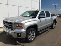 2015 GMC Sierra 1500 SLT 6-Speed Automatic Electronic