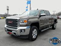 Come see this 2015 GMC Sierra 2500HD available WiFi SLT
