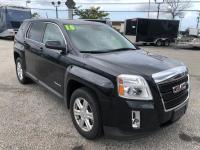 This is 2015 GMC Terrain is in excellent condition. It