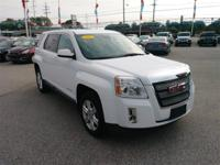 Recent Arrival! 2015 GMC Terrain SLE-1 Summit White
