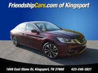 Clean CARFAX. Cloth. **Friendshipcars.com of Kingsport
