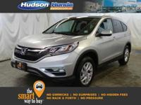 A HUDSON HONDA ORIGINALLY LEASED VEHICLE!!!!!!!!!!!!,