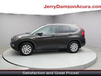 This 2015 Honda CR-V EX-L is proudly offered by Jerry