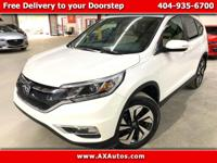 CLICK HERE TO WATCH LIVE VIDEO OF THIS 2015 HONDA CR-V