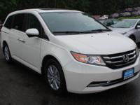 Come see this 2015 Honda Odyssey EX-L. Its Automatic