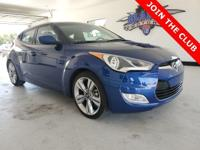 2015 Hyundai Veloster Base Priced below KBB Fair