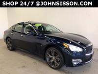 2015 INFINITI Q70 3.7X Call or text us at   or   and