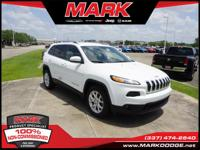 2015 Jeep Cherokee Latitude FWD 9-Speed 948TE Automatic
