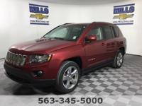 ** Heated Seats, ** Remote Start, 4WD.Deep Cherry Red