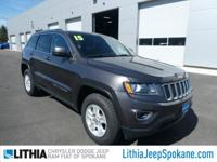 Jeep Certified, LOW MILES - 47,431! WAS $38,995, FUEL