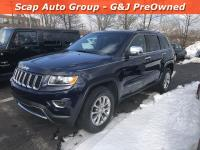 Take command of the road in the 2015 Jeep Grand