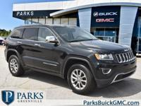 2015 Green Jeep Grand Cherokee CARFAX One-Owner.Contact