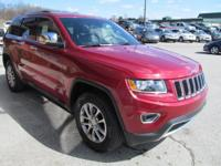 2015 JEEP GRAND CHEROKEE LIMITED, PW,PL,LEATHER POWER