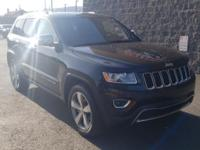 *Vehicle Details*This Jeep Grand Cherokee has a V6,