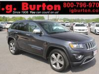 2015 Jeep Grand Cherokee Limited ***THIS VEHICLE IS