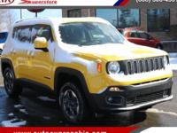 - - - 2015 Jeep Renegade 4WD 4dr Latitude - - -  4