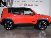 TRAILHAWK PACKAGE, 4WD, BLUETOOHT, REAR VIEW CAMERA,
