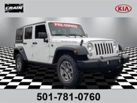 Bright White Clearcoat 2015 Jeep Wrangler 100 Year Or