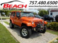 Brighten up your day and take home this 2015 JEEP