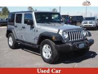 Features:Certified. FCA US Certified Pre-Owned
