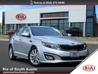 Kia of South Austin is excited to offer this 2015 Kia