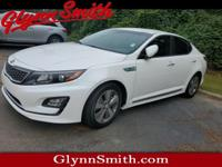 This 2015 Kia Optima Hybrid EX is a real winner with