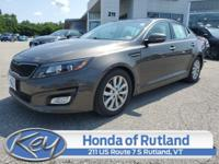 Metal Bronze 2015 Kia Optima EX FWD 6-Speed Automatic