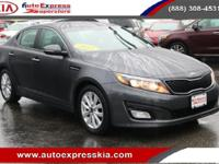 - - - 2015 Kia Optima 4dr Sdn LX - - -  4 Wheel Disc
