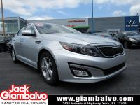 2015 KIA OPTIMA LX ....... ONE LOCAL OWNER .......