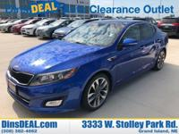Clean CARFAX. CARFAX One-Owner. 4-Way Power Front