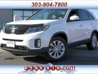 Body Style: SUV Exterior Color: Snow White Pearl