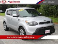 - - - 2015 Kia Soul 5dr Wgn Man Base - - -  4 Wheel