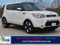 Presenting the 2015 Kia Soul . With unique styling,
