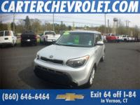 2015 Kia Soul Plus FWD 6-Speed Automatic I4Recent