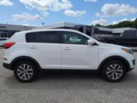 All Wheel Drive!!!AWD!! This Sportage is for Kia buffs