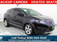 **LEATHER**, **HEATED SEATS**, **BACK-UP CAMERA**,