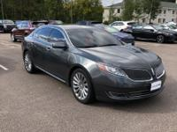 2015 Lincoln MKS Magnetic ** ONE OWNER **, **ACCIDENT