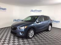 ONE OWNER, RECENT HOFFMAN TRADE. CARFAX One-Owner. Blue
