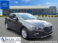 2015 Mazda Mazda3 i Titanium Flash Mica CarFax Accident