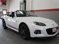 Now this 2015 Mazda MX-5 Miata wont last long! Come