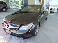 This 2015 Mercedes-Benz E-Class E 400 is proudly