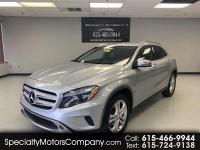 Beautiful GLA250 4Matic! CLEAN CARFAX! FACTORY