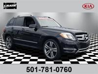Obsidian Black Metallic 2015 Mercedes-Benz GLK 100 Year